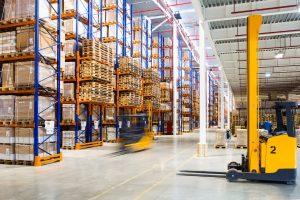 Modern warehouse interior – © Petinovs - Fotolia.com