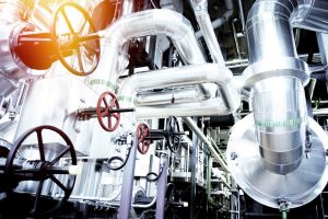 Equipment, cables and piping as found inside of a modern industrial power plant – © Andrei Merkulov - Fotolia.com