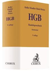 HGB · Kommentar zum Handelsgesetzbuch