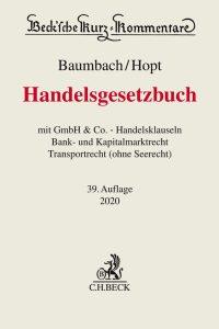 Handelsgesetzbuch – Kommentar zum HGB