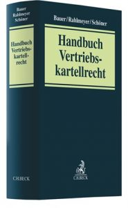 Handbuch Vertriebskartellrecht