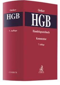 HGB · Handelsgesetzbuch Kommentar