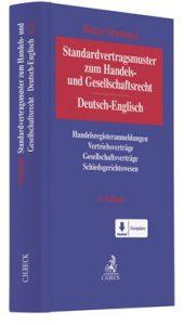Standardvertragsmuster zum Handels- und Gesellschaftsrecht · Deutsch-Englisch