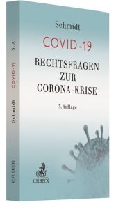 COVID-19 · Rechtsfragen zur Corona-Krise